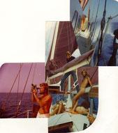1975-1979 Erstes eigenes Kommando auf S.Y. Argo