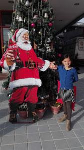 Weihnachten mit Kind im Ausland