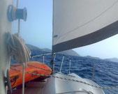 co-voiturage en voilier pour une traversée nature ou un voyage à thème dans les Caraïbes