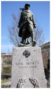 monument aux morts Tavera