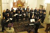 Herbstkonzert Kirche Peißen 2012