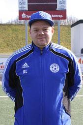 Trainer Ralf Lazar schaut den kommenden Aufgaben zuversichtlich entgegen.