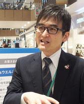 花王 ヒューマンヘルスケア事業ユニット フード&ビバレッジ事業グループ 岩野 雄一ブランドマネージャー