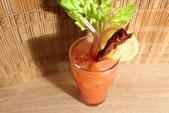 Klassische Cocktail Bloody Mary Rezept