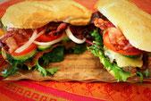 BBQ Sandwich Bigmac sauce Rezept