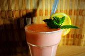 Milchshake Rezept Grenadine Vanilleeis