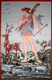 Jäger im antiken Griechenland