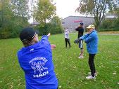 HADI Wesel bietet ausländischen Gästen ein Trainingsangebot an