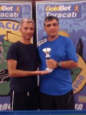 Antonio Campagna vincitore cat. Esordienti