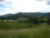 Immer höher in die Slowenische Berge