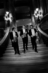 J.B. Vuillaume String Trio Paris