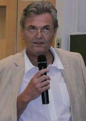 Dr. Bernhard Pelikan, BOKU Wien. Foto: Julia Snajdr
