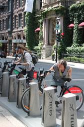 Montreal Reisetipps Fahrrad Mieten