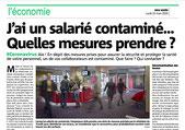Article Presse - Covid-19
