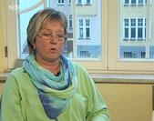 Astrid Schönherr im Interviev mit dem NDR