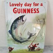 Guinness bier reclamebord