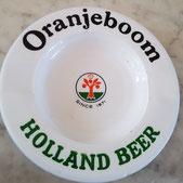 Oranjeboom bier asbak