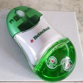 Heineken bier computermuis