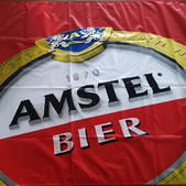 Amstel bier vlag