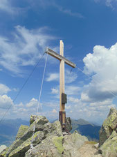 Graukogel Gipfelkreuz bei Bad Gastein