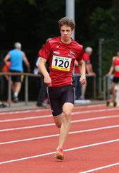 Diesmal nur Lauf: Lucas Schuhen