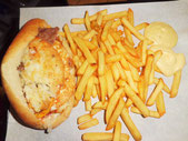 Le sandwich sprinter du Kass Dall à Auray