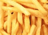 Les frites du Kass Dall à Auray