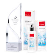 MiraVera - Hautwasser zur täglichen Anwendung