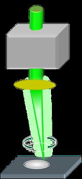 Mikrobohrung Mikrolöcher Herstellung