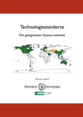 Studie zu den geeignetsten Techologiestandorten weltweit