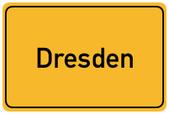 Autoverwertung Dresden Stadtschild