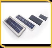 Solarmodule kristallin