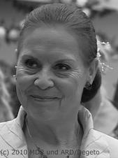 Charlotte Gauss Portrait