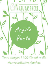 Argile Verte Naturasphere