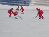 Восток, Арсеньев, хоккей с мячом