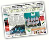 Zeitungsartikel Nov. 2013