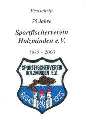 Festschrift SFV 75Jahre