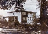 Wohnsiedlung Marßeler Feld im Bau (1965)
