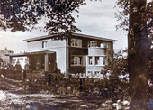 Hillmannsches Haus, Am Heidbergstift / Am Mühlenbruch (ca. 1983/85)