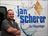 JAN SCHERER | Ihr Fliesenleger
