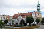Altes Rathaus am Markt- Foto: Partnerstädteverein