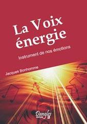 livre La Voix énergie