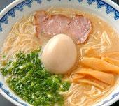 本格濃厚鶏白湯スープ、ご好評いただいております