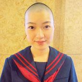 友情2015 生徒役ラストメッセージ<石黒絢子>