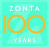 Logo Zonta 100 Years