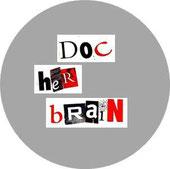 Bandlogo von Doc her brain