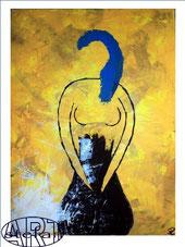 stefan ART, Lady Blue