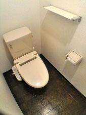 洋式トイレ ウオシュレット