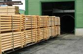 legno trattato autoclave