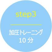 STEP3加圧トレーニング
